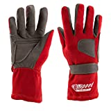 Speed Racewear - Karthandschuhe Sydney - Motorsport Handschuhe (9, Rot)
