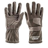 Speed Racewear - Karthandschuhe Sydney - Motorsport Handschuhe (9, Grau)