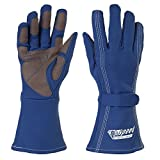 Speed Kartsport Handschuhe Auckland - Motorsport Handschuhe (blau, 4)