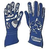 Speed Racewear Motorsport Handschuhe - Karthandschuhe Melbourne - Blau/weiß (12)