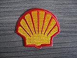 Aufnäher Patch Aufbügler Shell Motorcross Racing Auto-Turning Motorsport Race MC